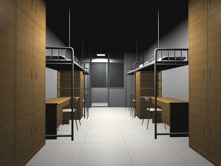 eclecticism: rendering room