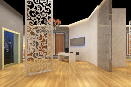 rendering  room photo