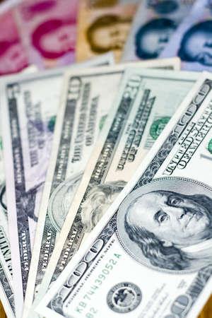 u s: US dollar vs Chinese RMB - tug-of-war of currency depreciation and appreciation