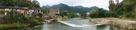 small town life: Wuyuan,China
