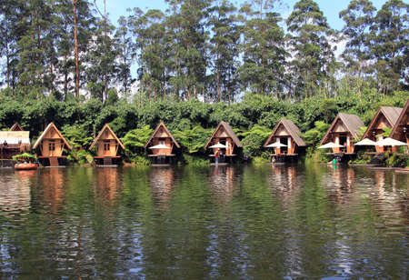 reizen in Bandung, Indonesië