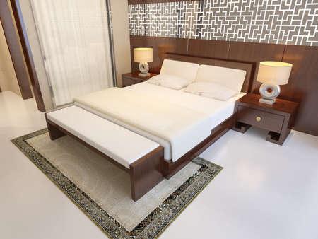 rendering: rendering bed room