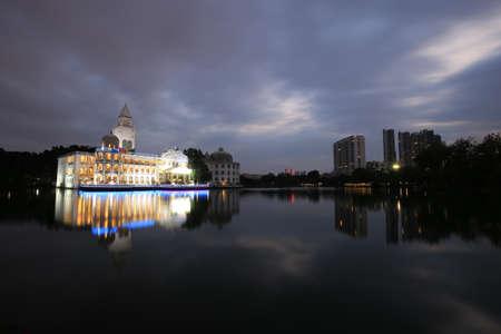 liu: Liu Hua Hu Park