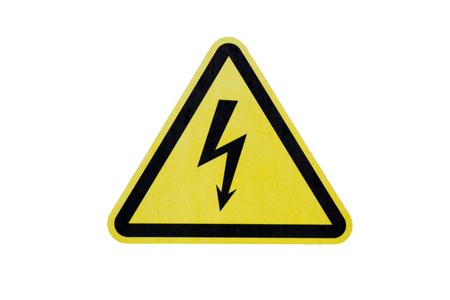 high voltage symbol: High Voltage Sign, Symbol Stock Photo