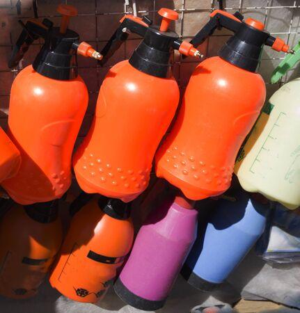 pesticides: Manual garden sprayer pesticides