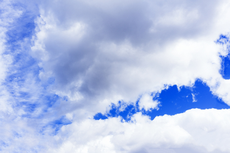 Sky clouds background group cloud shape colorful