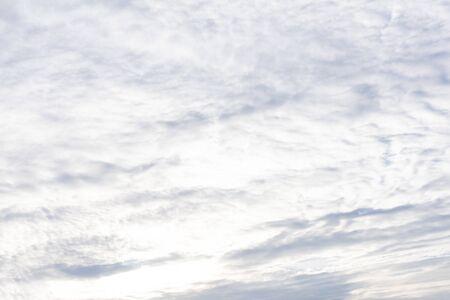 Sky clouds cumulus backdrop blue-sky clouds design Banco de Imagens