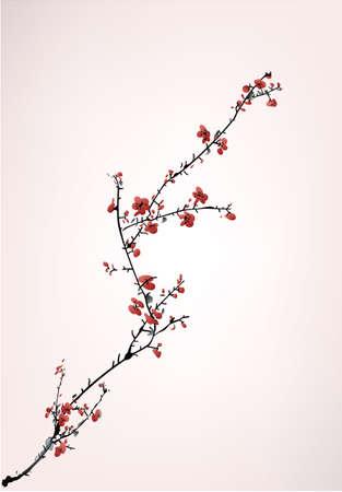 winter cherry: ink winter sweet