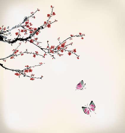 Inverno inchiostro dolce Archivio Fotografico - 22222081