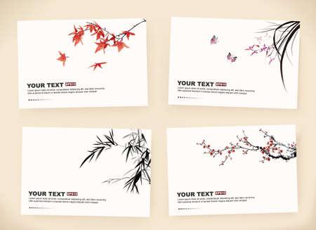 Les cartes-cadeaux Banque d'images - 22222104