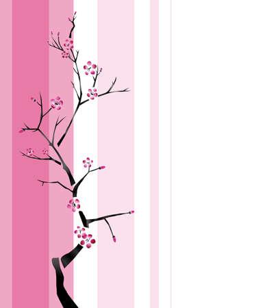 blossom painting Reklamní fotografie - 22468684