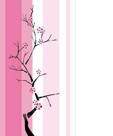 Peinture de fleurs Banque d'images - 22468684