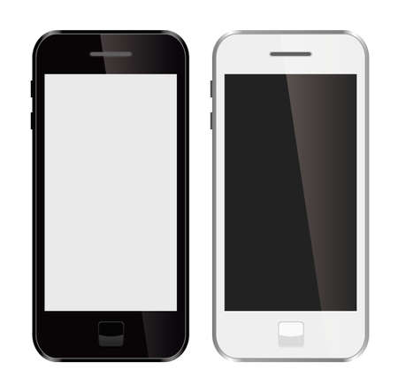 mobile phone Stock Vector - 22468697