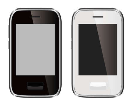 mobile phone Stock Vector - 22468734