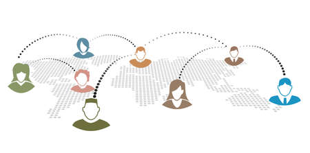 global communication: people communication