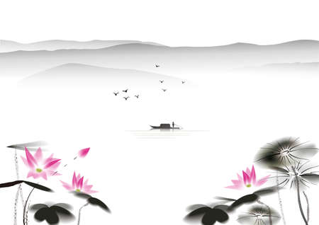 painting: Chinese painting