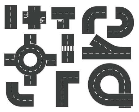 constructor: road elements