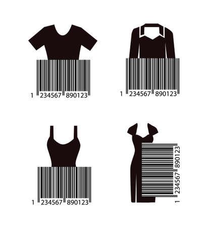 dress code: dress barcode