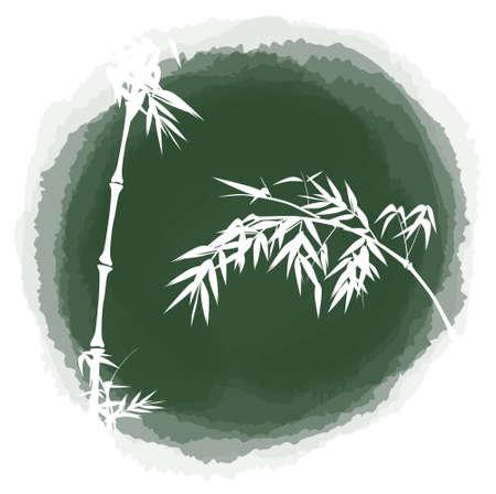 ink drop: ink drop bamboo