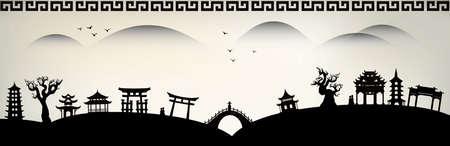 archway: China city