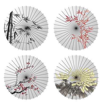 일본어 우산