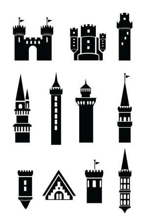 castle elements
