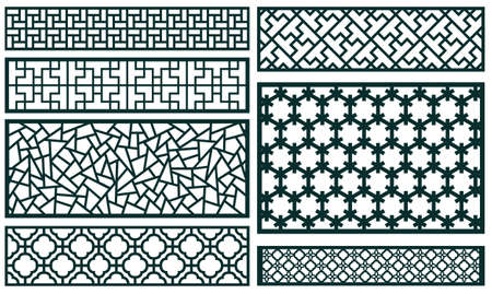 traditional pattern: decor pattern collections