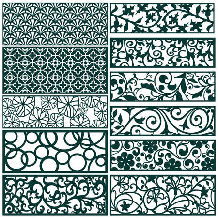 decor pattern collections Banco de Imagens - 49646328