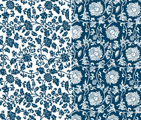 floral pattern Illustration
