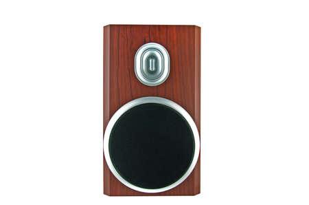 Image of high quality loudspeaker photo