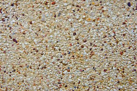Flake stone pattern background Stock Photo