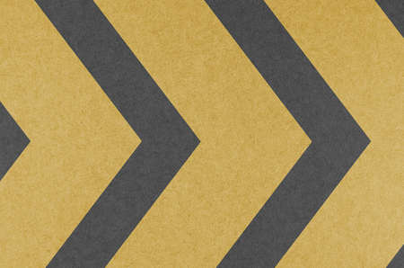 A hazard stripes background with grungy seamlessly  as  a pattern in any direction. photo