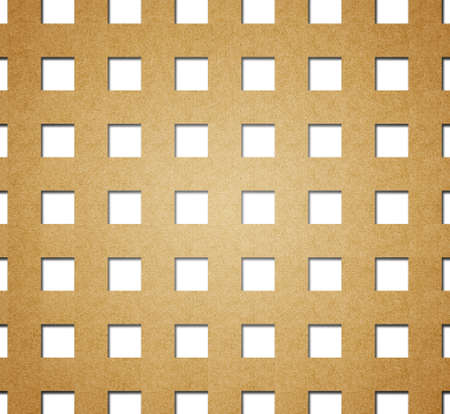 Abstract pattern paper craft  background. photo