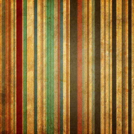 Striped colorful background in retro pattern
