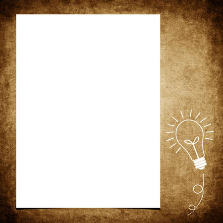 lined paper background: Blank note paper on grunge background Stock Photo