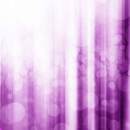 Purple bokeh with star, moon,light background photo