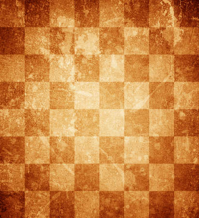 grunge paper Checkerboard background photo