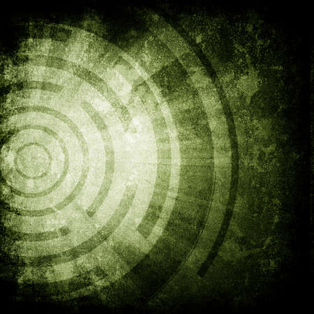 Grunge Abstract technology photo