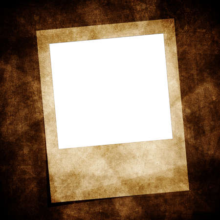 runge paper and blank photo background photo