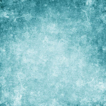 mottled background: Grunge blue background with space for text Stock Photo