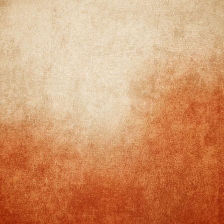 paper texture: Grunge orange background with space for text
