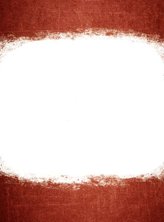 Grunge red background with space for text