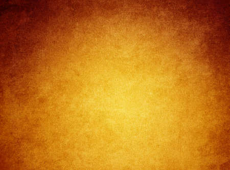 Grunge orange background with space for text photo