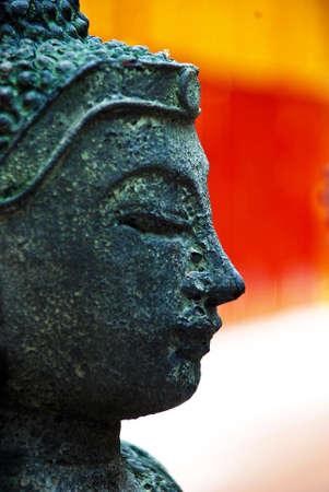 repackaged: Buddha statue