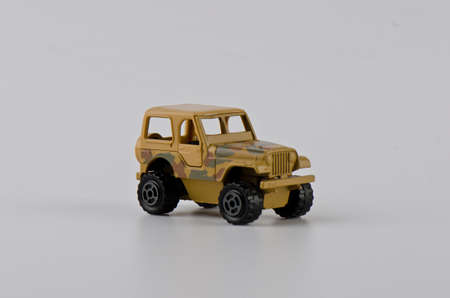 Model toy car photo