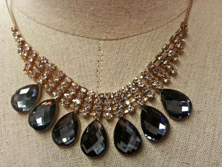 soliciting: Grey  jewelry