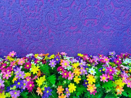 nurseries: Modern floral pattern