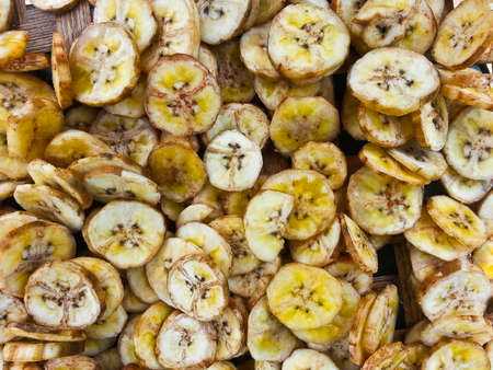 dialectic: dried banana
