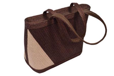 extravagance: handbag Stock Photo