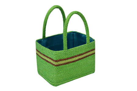 extravagance: Woven Bags